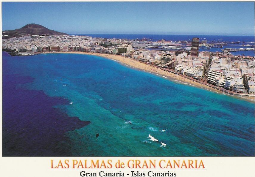 Las Palmas Actual size=240 pixels wide
